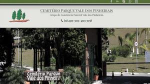 Novo Website da Vale dos Pinheirais